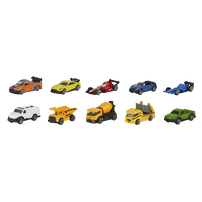 Speed City 10 Pack City Die-cast vehicles