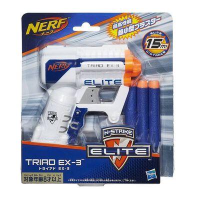 NERF Nstrike Elite Triad Ex3