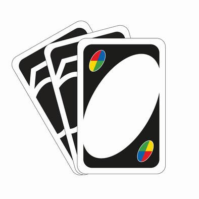 GWP Uno 50th Anniversary Wild Card