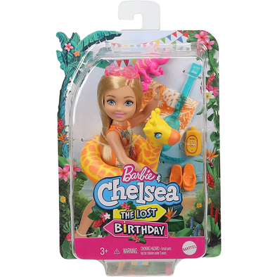 Barbie Movie Chelsea With Pet - Assorted