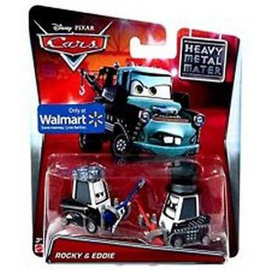 Disney Cars Wmt Toons Single - Assorted