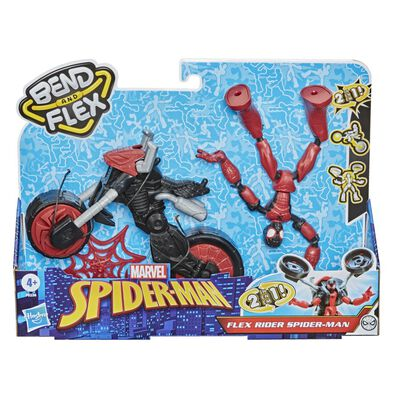 Spiderman Bend And Flex Vehicle