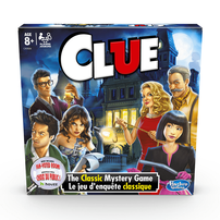 Cluedo The Classic Mystery Game Meet The New Suspect Dr. Orchid