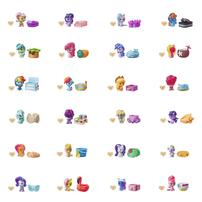 My Little Pony Cutie Mark Crew Balloon Blind Packs - Assorted