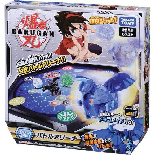 Bakugan 007 Battle Arena Dragonoid Blue