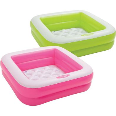 Intex Playbox Square Pool - Assorted