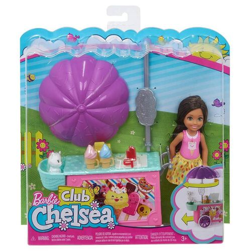 Barbie Chelsea Pet - Assorted