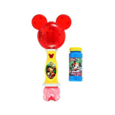 Disney Bubble Wand - Mickey