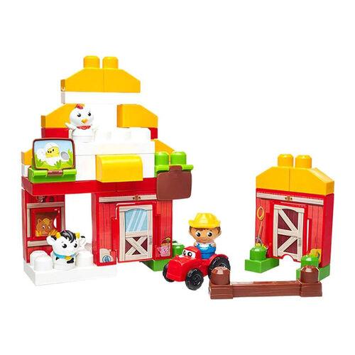 Mega Bloks Farmhouse Friends Set