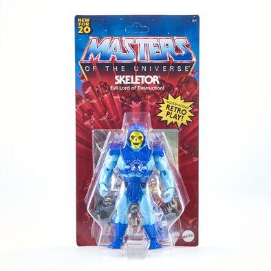 Masters of the Universe Hyper Retro Skeletor Origins