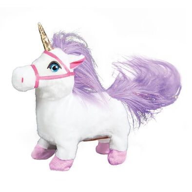 Pitter Patter Pets Walk Along Unicorn