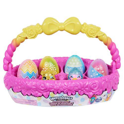 Hatchimals Colleggtibles Spring Basket