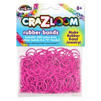 Cra-Z-Art Cra-Z-Loom Colour Rubber Band