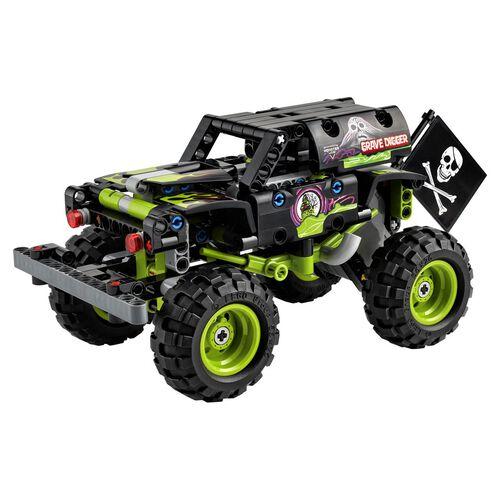 LEGO Monster Jam Monster Jam Grave Digger 42118