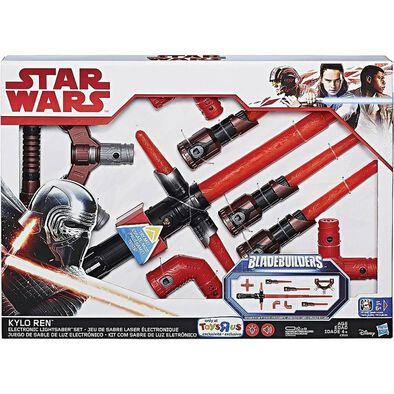 Star Wars Ultimate Kylo Ren Bladebuilder Set