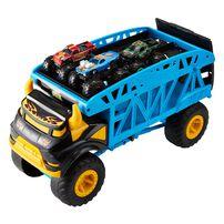 Hot Wheels Monster Trucks Monster Mover+3 Trucks