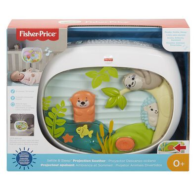 Fisher-Price New Born Settle & Sleep Projection Soother