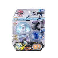 Bakugan Baku-017 Starter 3 Balls Pack Vol.1