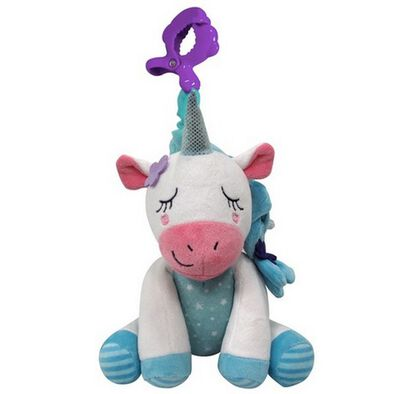 Simple Dimple Unicorn Musical Pull String Toy