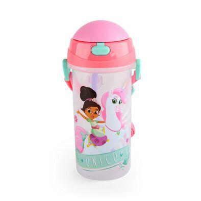 Nella 550ML Water Bottle - Assorted