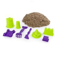 Kinetic Sand Beach Sand Kindom Playset