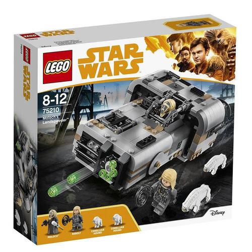 LEGO Star Wars Moloch's Landspeeder 75210