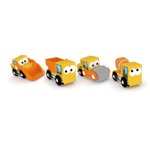 J'adore Construction Vehicle Tube