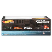 Hot Wheels Premium Collector Display Sets