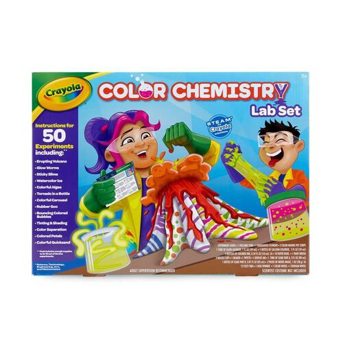 Crayola Color Chemistry Lab Set