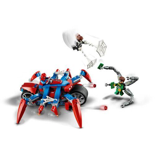 LEGO Marvel Spider-Man vs. Doc Ock 76148