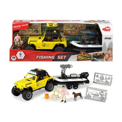 Dickie Toys Playlife Fishing Set 41Cm