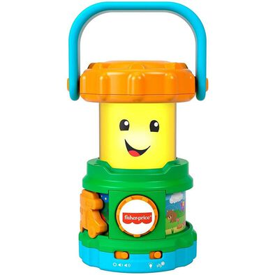 Fisher-Price Laugh & Learn Camping Fun Lantern
