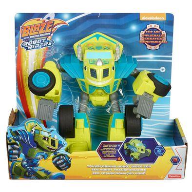 Blaze Robot Rider - Assorted