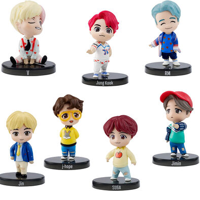 BTS Mini Doll Jungkook - Assorted
