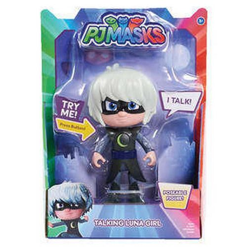 Pj Masks Talking Figure - Luna Girl