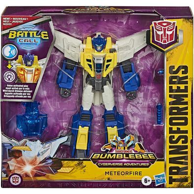 Transformers Cyberverse Adventures Battle Call Trooper Class - Assorted