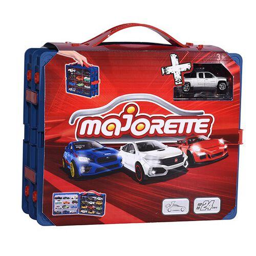 Majorette Carry Case + 1 Car