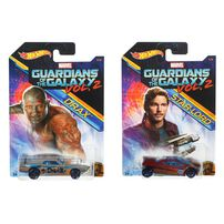 Hot Wheels Guardians Of Galaxy - Assorted