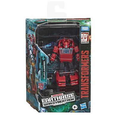 Transformers Generations War For Cybertron Deluxe Wfc-E7 Cliffjumper