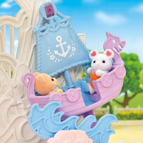 Sylvanian Family Baby Amusement Park