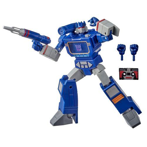 Transformers Generation G1 SoundWave Action Figure