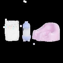 Baby Blush Potty Pack