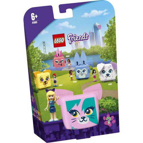 LEGO Friends Stephanie's Cat Cube 41665