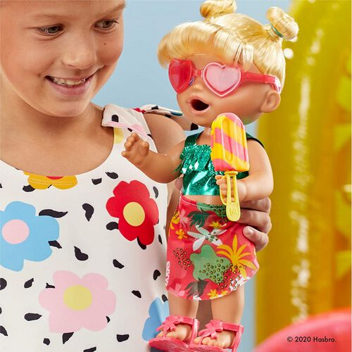 Baby Alive Sunshine Snacks Doll