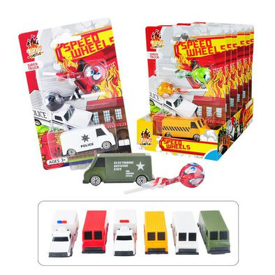 Toys Castle Speed Wheel - Assorted