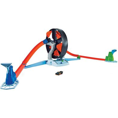 Hot Wheels Act Spinwheel Score Showdown