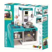 Smoby Cheftronic Bubble Kitchen