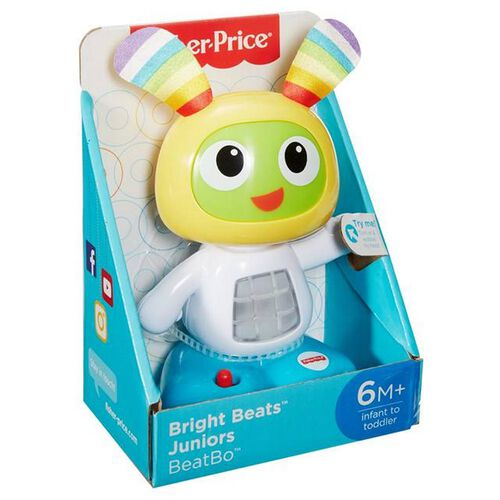 Fisher-Price Bright Beats Juniors BeatBo Playset - Assorted