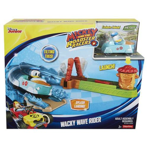 Fisher-Price Wacky Race Set - Assorted