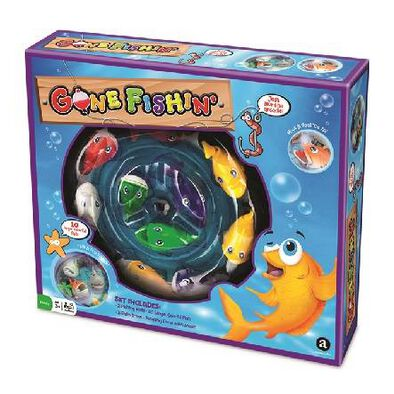 Carnival Let'S Go Fishing (Deluxe)